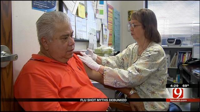 Medical Minute: Flu Shot Myths Debunked