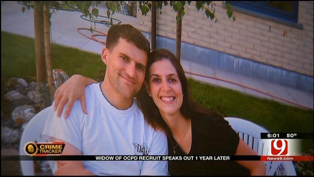 Widow Speaks About Husband, OKC Police Recruit Killed In Training