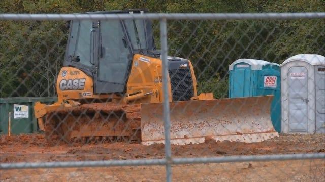 Moore School District Faces Delay In Construction Project
