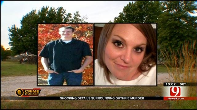Oklahoma Man Charged In Murders Of Woman, Her Unborn Child