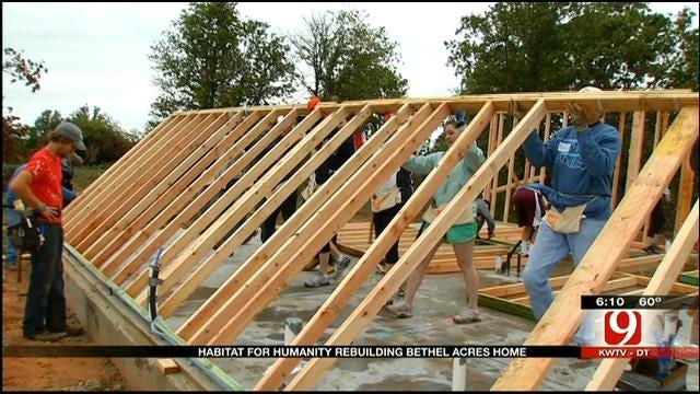 Tornado Victims To Receive Habitat Homes In Bethel Acres