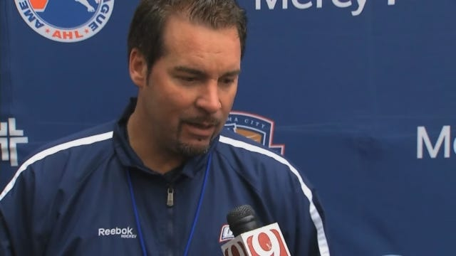 Barons Preview With Todd Nelson