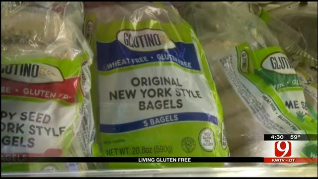 Medical Minute: Living Gluten Free