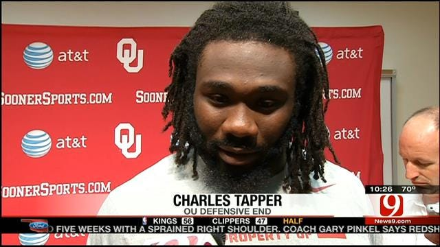 Sooners Lose Phillips For The Season