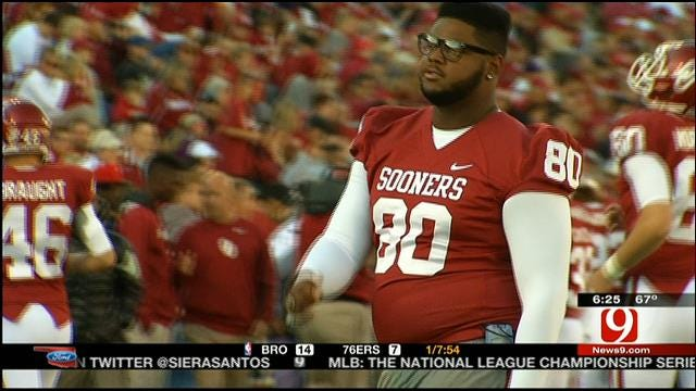 Sooners Lose Another Key Defender