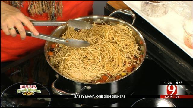 South of the Border Spaghetti