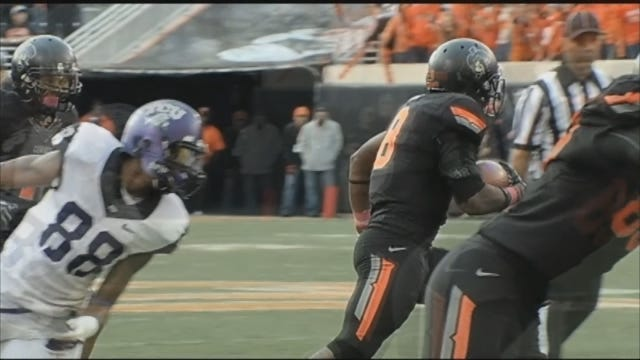 Previewing OSU's Homecoming Date With TCU