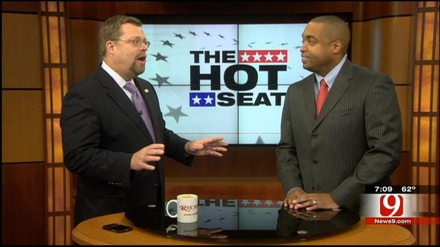 The Hot Seat: The Cost Of Obamacare
