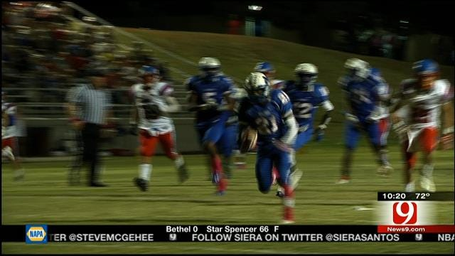News 9 Game Of The Week: Millwood Vs. OCS