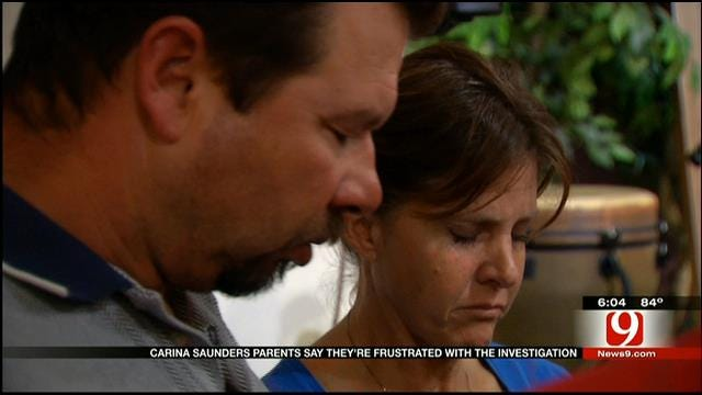 Carina Saunders' Parents Speak Out Two Years Following Her Murder
