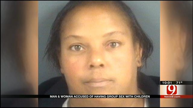 Chickasha Woman, Boyfriend Accused Of Having Sex With Children