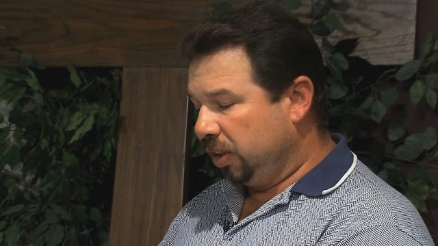 News 9 Exclusive: Richard Saunders Speaks Out