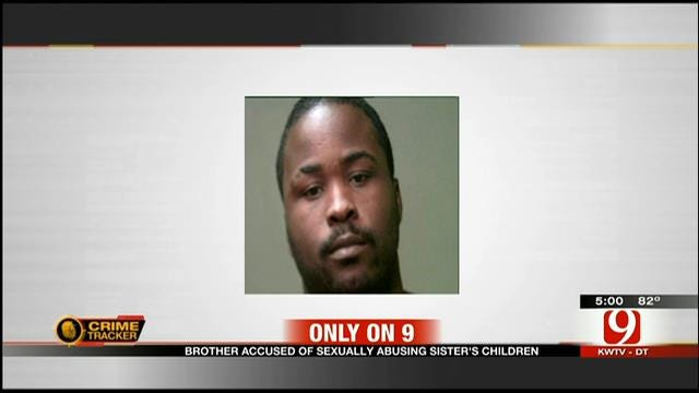 Sister Of OKC Man Charged With Child Rape Worried Other Children Were Targeted