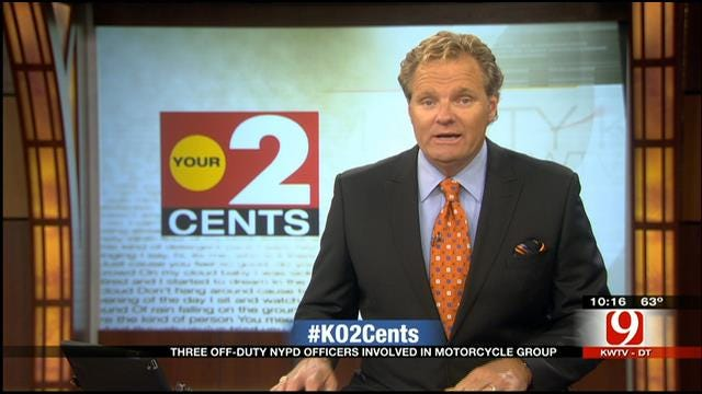 Your 2 Cents: Motorcycle Gang Attack In New York