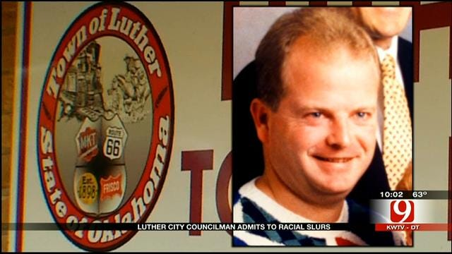 Luther City Councilor In Hot Water Over Racial Slurs