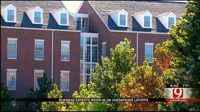 Impact Of OKC Chesapeake Layoffs Sinking In