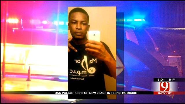 OKC Mom Desperate For Answers In Teen's Shooting Death