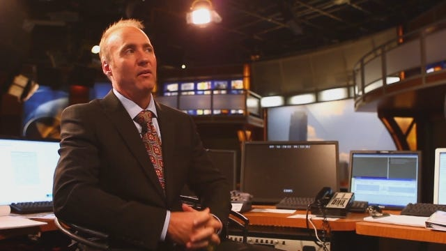 David Payne: The Day In The Life Of a Chief Meteorologist