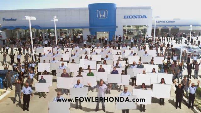 Fowler Honda: Join the Fowler Honda Family