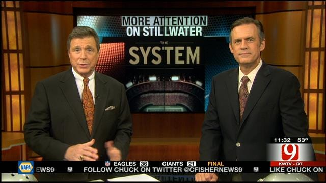 OSU A Focal Point In New Book 'The System'