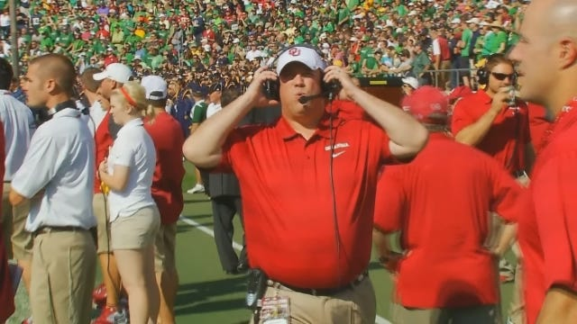Sooner Spotlight: Offensive Line Coach Bill Bedenbaugh