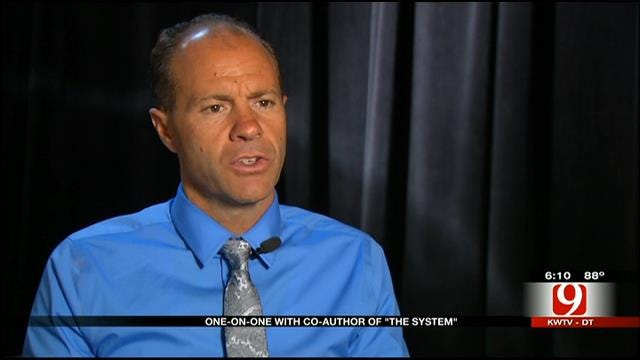 News 9 Goes One-On-One With The Author Of 'The System'