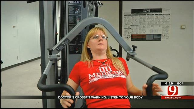 Medical Minute: Crossfit Warning From Doctors