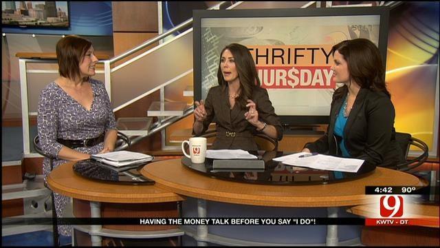 Thrifty Thursday: Having Money Talk Before Saying 'I Do'