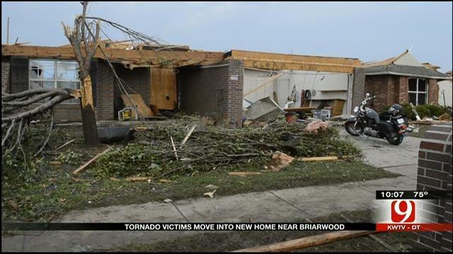 OKC Family Who Lost Home To Tornado Near Briarwood Rebuilds