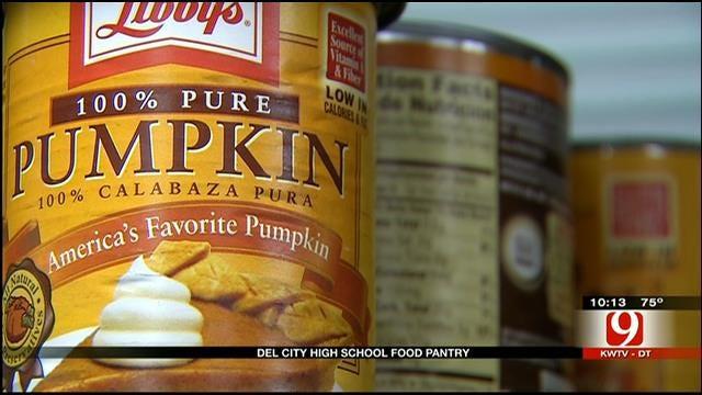 Food For Kids Pantries Keeping High School Students Fed