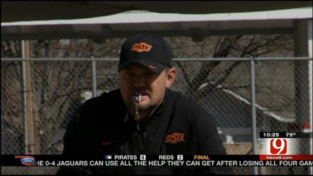 OSU Defensive Line Coach Clements Facing Former Team And Alma Mater