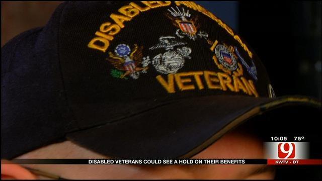 Government Shutdown Puts Pressure On Oklahoma's Disabled Veterans