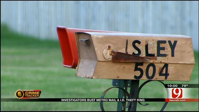 Man Arrested, Accused Of Operating Mail Fraud, Identity Theft Ring