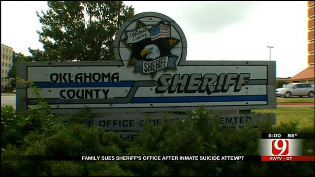 Family Files Suit Against Oklahoma County Sheriff's Office