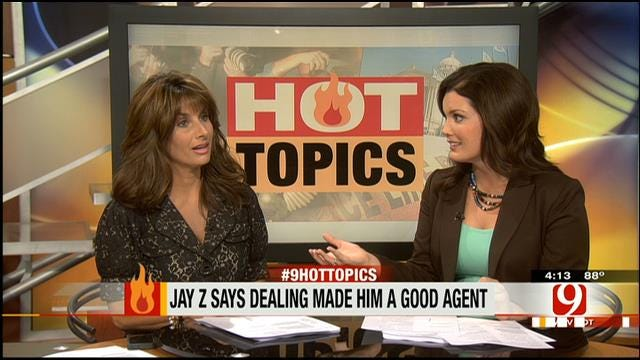 Hot Topics: Kid Suspended For Gun Keychain