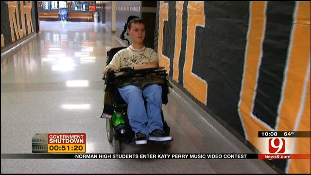 Norman High School Students Enter Katy Perry Video Contest