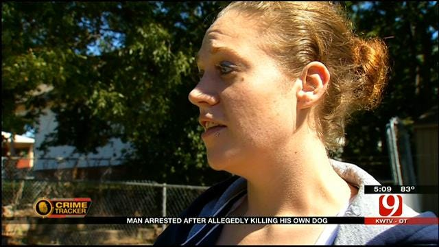 Neighbors Speak Out After OKC Man Arrested For Killing Puppy