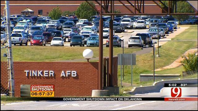 How The Government Shutdown Will Impact Oklahomans