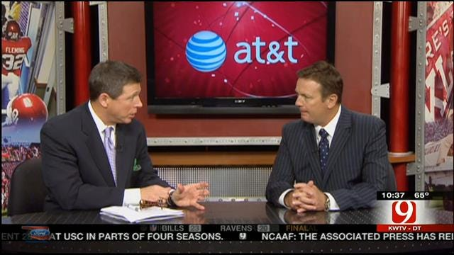 Report Card Plus Conversation With Stoops