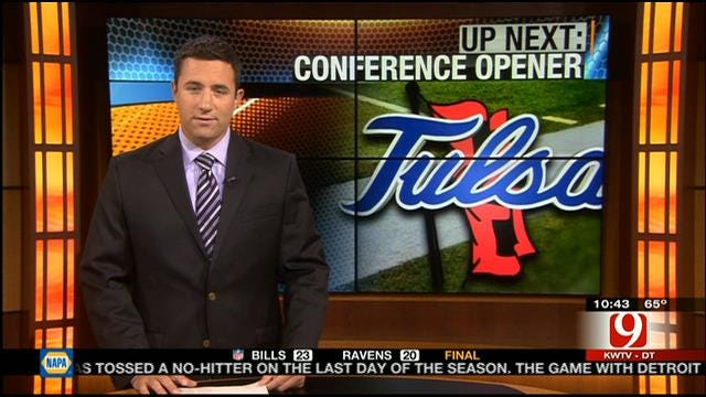 Tulsa Football Highlights, Report Card