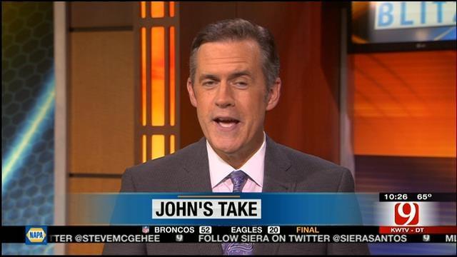 John's Take: OSU Now Chasing
