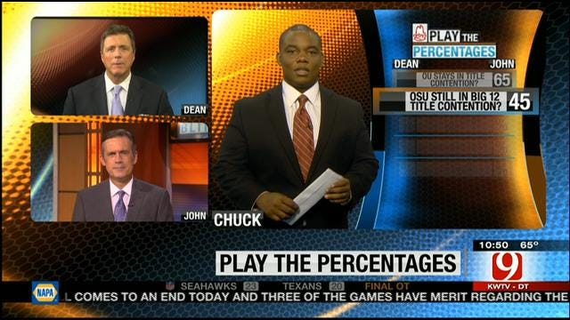 Play The Percentages: September 29