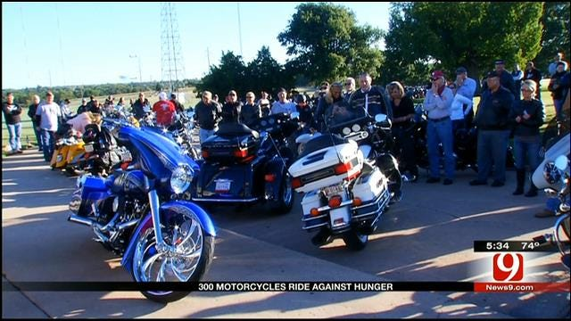 3rd Annual Stan's Ride Against Childhood Hunger Very Successful