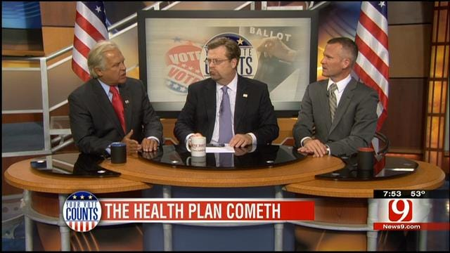 Your Vote Counts: Government Shutdown, Tornado Recommendations, Health Plan