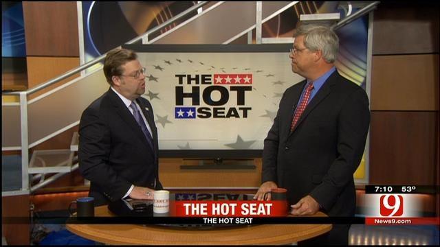 Hot Seat: Dr. Chris Ramseyer