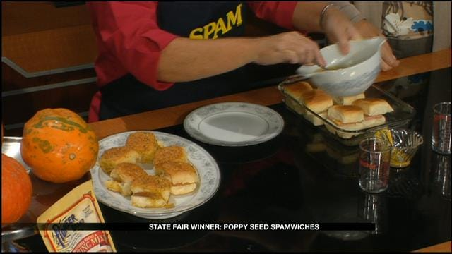 Poppy Seed Spamwiches