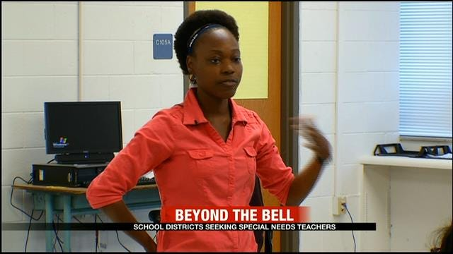 Beyond The Bell: The Need For Special Needs Teachers