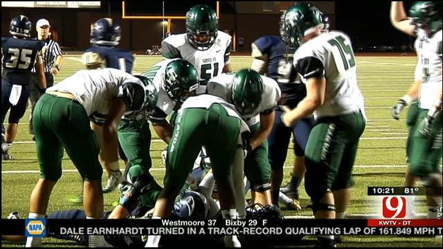News 9 Game Of The Week: Edmond Santa Fe Vs. Southmoore