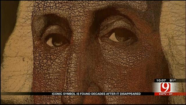 Stolen George Washington Portrait Returned 43 Years Later