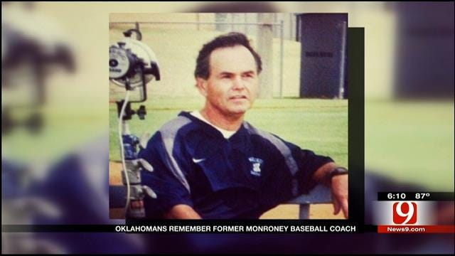 Midwest City Community Mourns Loss Of Beloved Baseball Coach